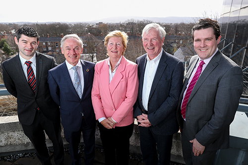 Renewable Energy Ireland delegation meeting Minister for Communications, Climate Action and Environment.